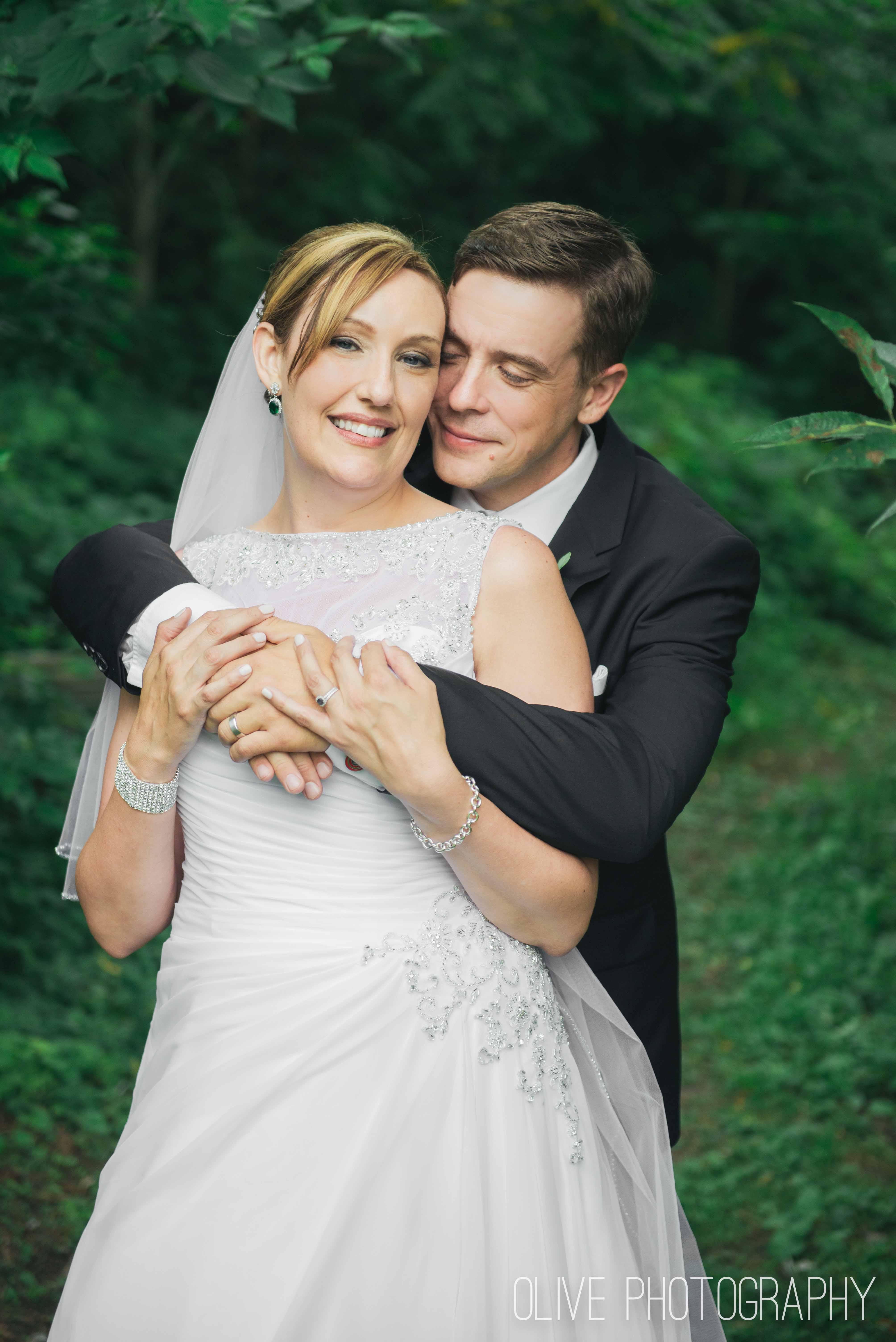 Todmorden Mills wedding