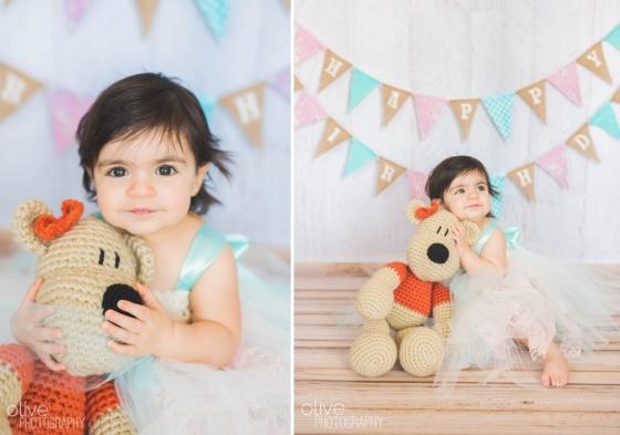 Toronto Family Photographer - Olive Photography - Isabella Cake Smash_0152