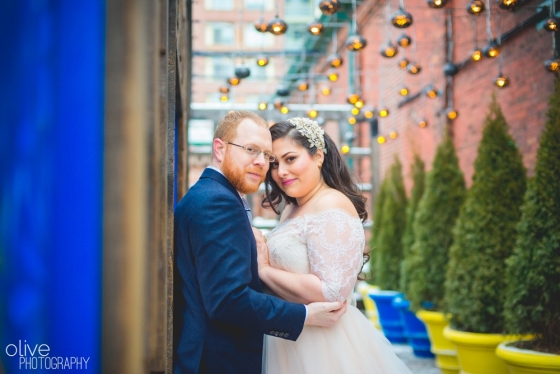 Toronto Wedding Photographer Olive Photography Distillery District_0162