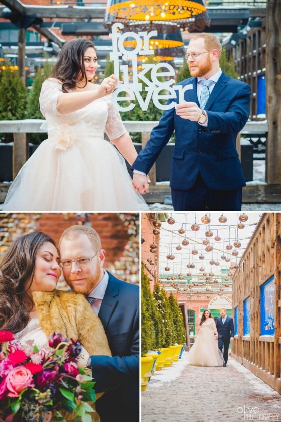 Toronto Wedding Photographer Olive Photography Distillery District_0175