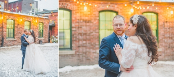 Toronto Wedding Photographer Olive Photography Distillery District_0191